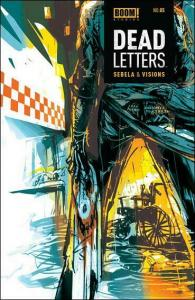 Dead Letters #5 VF/NM; Boom! | save on shipping - details inside