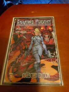 Divine Right Collected Edition #1 (1998)