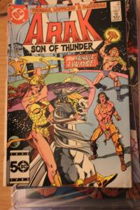 Arak Son of Thunder 46 VF/NM