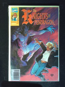 Knights of Pendragon (UK) #13 (1991)