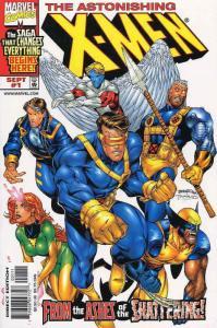 Astonishing X-Men (2nd Series) #1 FN; Marvel | save on shipping - details inside