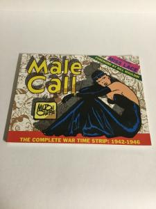 Male Call The Complete War Time Strip Oversized Sc Softcover B17
