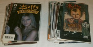 Buffy the Vampire Slayer, Season 8 Angel, Spike, Dark Horse comic book lot of 36