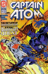 Captain Atom (DC) #54 FN; DC   save on shipping - details inside