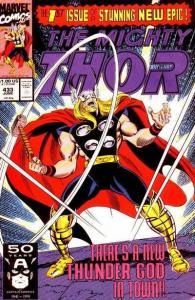 Thor (1966 series) #433, NM- (Stock photo)