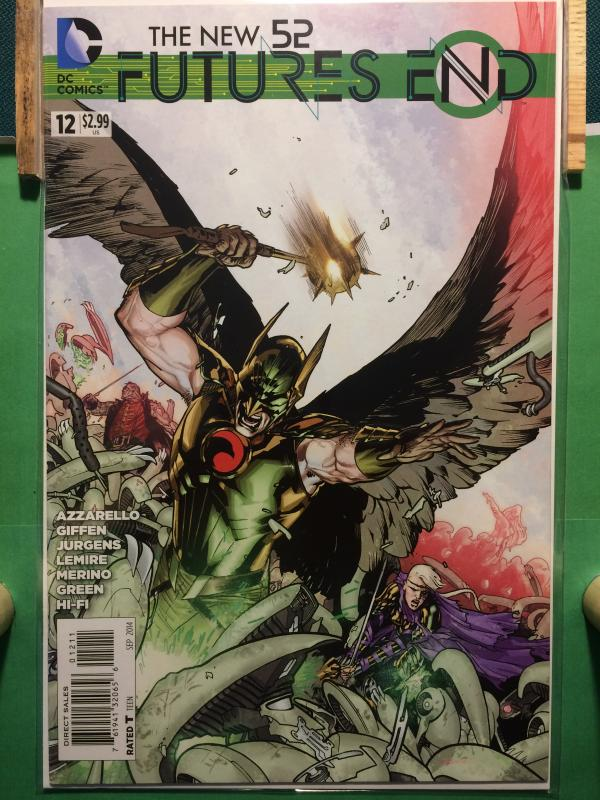 Futures End #12 The New 52