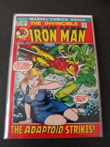 IRON MAN #49