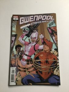 Gwenpool Strikes Back #1 (2020)