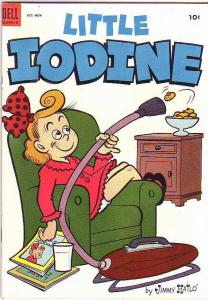 Little Iodine #20 (Oct-53) VF High-Grade Little Iodine