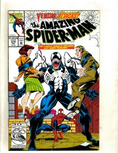 7 Spider-Man Comics Amazing 374 375 401 + Spectacular # 226 227 228 229 HJ9