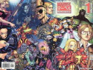 Marvel Mangaverse: New Dawn #1 VF/NM; Marvel | save on shipping - details inside