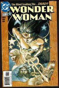 Wonder Woman #217 (2nd Series)  9.2 NM-