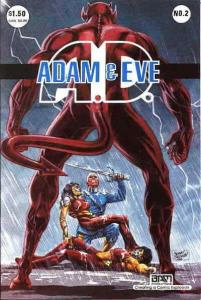Adam and Eve A.D. #2 VF/NM; BAM | save on shipping - details inside