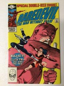 Daredevil 181 Nm Near Mint Death Of Elektra Marvel