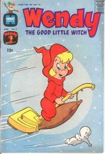 WENDY (1960-1990) 17 F  April 1963 COMICS BOOK
