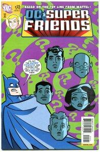 DC SUPER FRIENDS #15, VF+, Batman, Superman, Wonder Woman, 2008, more in store