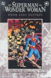 Superman/Wonder Woman: Whom Gods Destroy #4, NM + (Stock photo)
