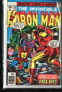 Iron Man #105 (1977)
