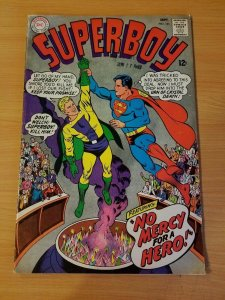 Superboy #141 ~ FINE - VERY FINE VF ~ (1967, DC Comics)