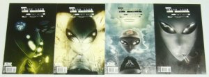 Groom Lake #1-4 VF/NM complete series - ben templesmith - aliens - IDW 2 3 set