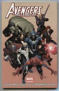 Avengers: Millennium Trade Paperback 2005