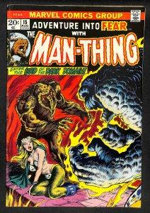 Adventure into Fear #15 (1973)