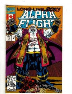 Alpha Flight #116 (1993) YY7