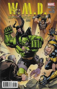 Weapons of Mutant Destruction: Alpha #1A FN; Marvel | save on shipping - details