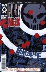 PUNISHERMAX (PUNISHER MAX) (2009 Series) #8 Near Mint Comics Book
