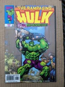 Rampaging Hulk #6 (1999)