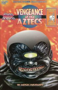 Vengeance of the Aztecs #3 VF/NM; Caliber | save on shipping - details inside