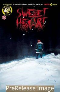 SWEET HEART (2020 ACTION LAB) #5 PRESALE-09/02