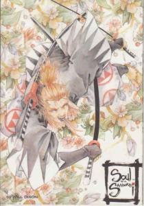 Soul of a Samurai #3 VF/NM; Will Dixon | save on shipping - details inside