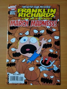 Franklin Richards March Madness #1 One-Shot ~ NEAR MINT NM ~ 2007 Marvel Comic