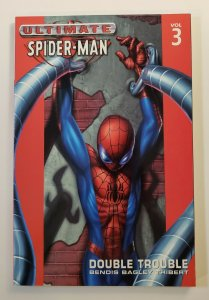 ULTIMATE SPIDER-MAN VOL.3 LEARNING CURVE TPB SOFT COVER 1ST PRINT NM
