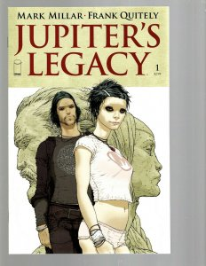 11 Comics Jupiter's Legacy 1 No Place Like Home 1 Debris 1 Dancer 1 + more J438
