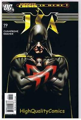 JSA #79, NM+, Alex Ross, Flash, Infinite Crisis, 1999, more in store