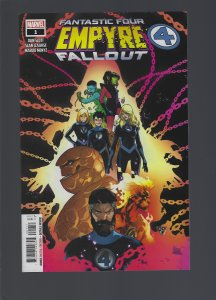 Empyre: Fantastic Four Fallout #1 (2020)