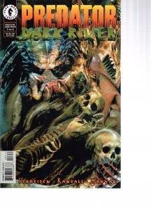 Predator: Dark River #3 (1996)