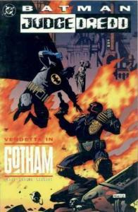 Batman/Judge Dredd: Vendetta in Gotham #1, NM (Stock photo)