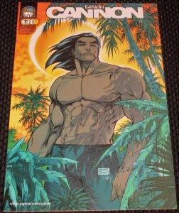 Michael Turner's Fathom: Cannon Hawke #0 (2004)