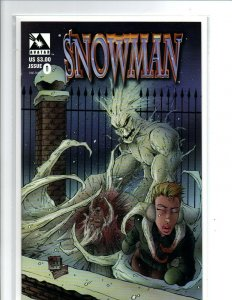 Snowman #0 - sexy bad girl - Avatar - (-Near Mint)