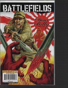 Battlefields: Dear Billy #1 (Dynamite, 2009) NM