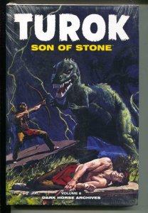 Turok Son Of Stone-#6-Hardcover