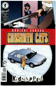 Gunsmith Cats #10 (Dark Horse, 2000) VF/NM