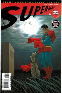 All-Star Superman #6 -Grant Morrison, Frank Quitelty - NM+