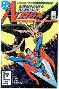 Action Comics 588 May 1987 NM- (9.2)