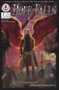 Hope Falls #1 VF/NM; Markosia | save on shipping - details inside