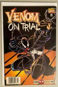 Venom on trial #1 8.5 VF+ (1997)