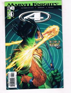 Marvel Knights 4 #11 VF Marvel Comics Comic Book Fantastic Four 2004 DE22